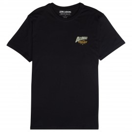 Billabong T-Shirt Mare Aloha Nero Uomo
