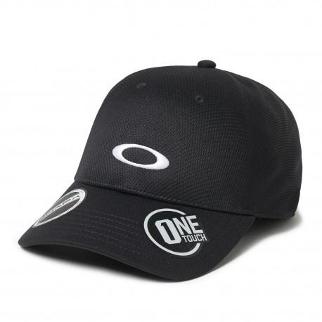 Oakley Cappello Mare Tessuto Tecnico Nero Uomo