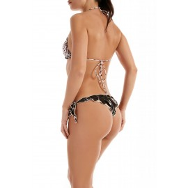 Effek Bikini Triangolo Rosa Donna