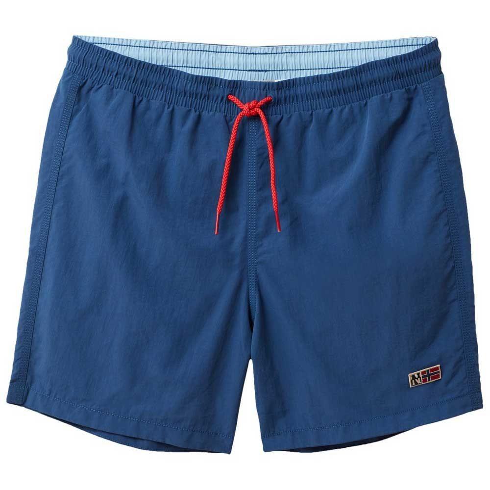 Napapijri Costume Boxer Villa 2 Blu Jeans Uomo Acquista