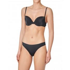 Ea7 Bikini Push-Up Nero Donna
