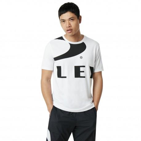 Oakley T-Shirt Mare Big Logo Bianco Uomo