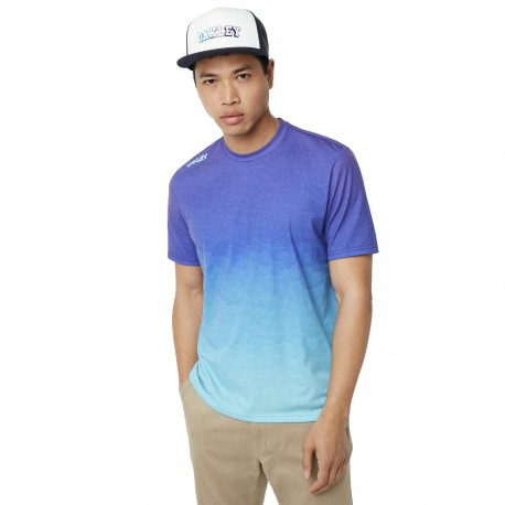 Oakley T-Shirt Mare Iridium Multicolor Uomo