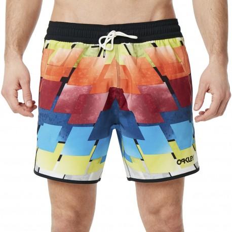 Oakley Pantaloncini Mare Fantasia Multi Uomo