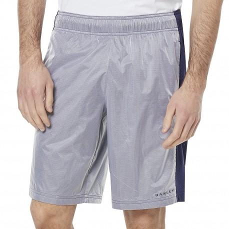 Oakley Pantaloncini Mare Mesh Viola Uomo