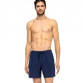 Sundek Costume Boxer Medio Elasticizzato Blu Uomo