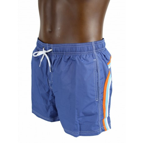 Sundek Costume Boxer Tessuto Azzurro Uomo