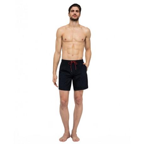 Sundek Costume Boxer Tessuto Leggero Blu Uomo