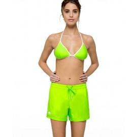 Sundek Pantaloncini Mare Verde Fluo Donna