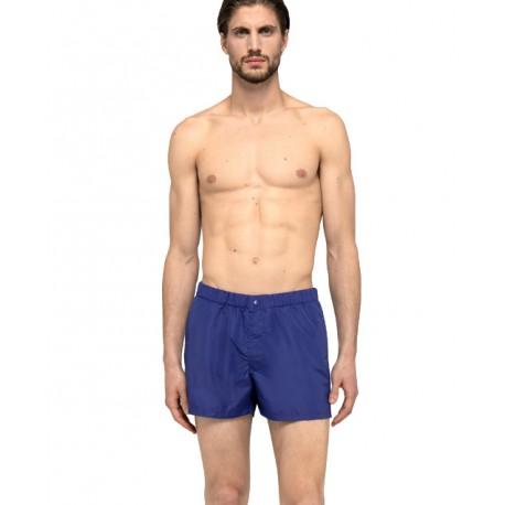 Sundek Costume Boxer Elastico Bottone Blu Reale Uomo
