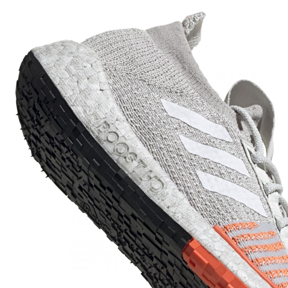 38f83313217451 ADIDAS scarpe running pulseboost grigio donna - Acquista online su ...