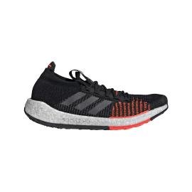 Adidas Scarpe Running Pulseboost Nero Rosso Uomo