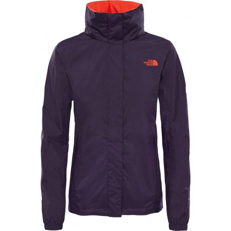 The North Face Giacca Donna Resolve 2  Galaxy Purple