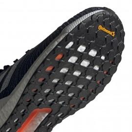 ADIDAS scarpe running solar boost 19 blu uomo