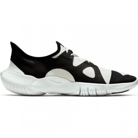 Nike Scarpe Running Free Rn 5.0 Bianco Nero Uomo