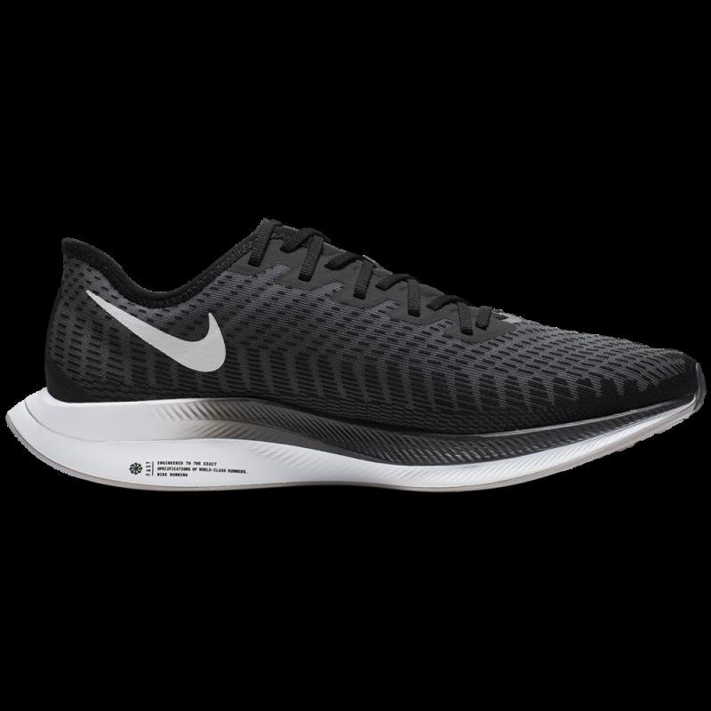 Nike Scarpe Running Zoom Pegasus Turbo 2 Nero Bianco Uomo