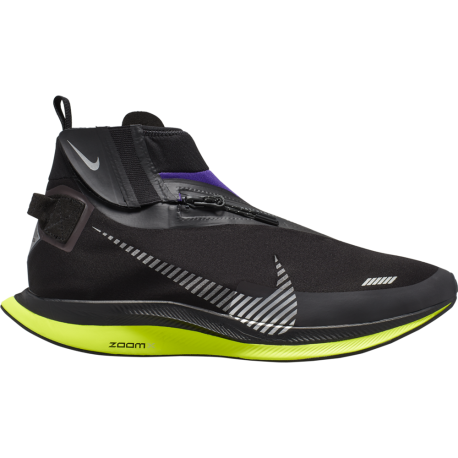 Nike Scarpe Running Zoom Pegasus Turbo Shield Nero Uomo