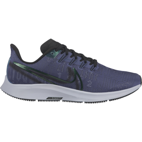 Nike Scarpe Running Air Zoom Pegasus 36 Porpora Nero Donna
