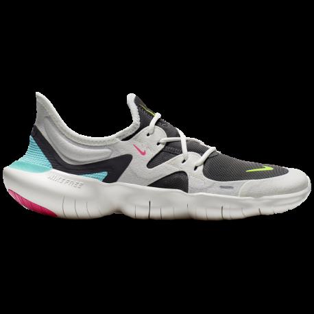 Nike Scarpe Running Free Rn 5.0 Blu Grigio Donna