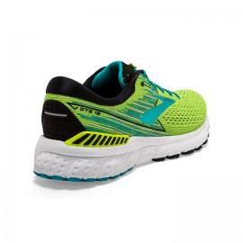 Brooks Scarpe Running Adrenaline Gts 19 Blu Nero Uomo