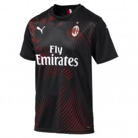 Puma Maglia Calcio Milan Third 19 20 Nero Uomo