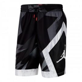 Nike Pantaloncini Calcio Psg Blocked Dmnd Nero Bianco Uomo