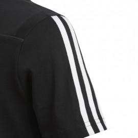 ADIDAS maglia calcio juve cotton nero antracite bambino