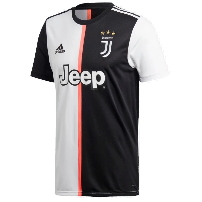 00f6fd3a47578e ADIDAS maglia calcio juve home nero bianco uomo - Acquista online su ...