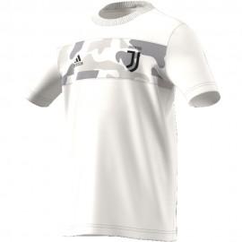 ADIDAS maglia calcio juve gr bianco bambino