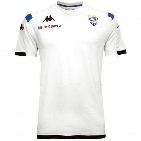 Kappa Maglia Calcio Brescia Calcio Team Nero Uomo