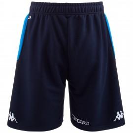 Kappa Pantaloncini Calcio Brescia Calcio Blu Uomo