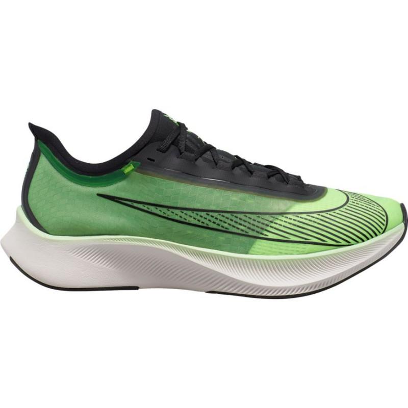 Zoom Fly Scarpe 3 Uomo Verde Nike Running 4ARL3jq5