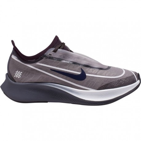 Nike Scarpe Running Zoom Fly 3 Nero Blu Donna