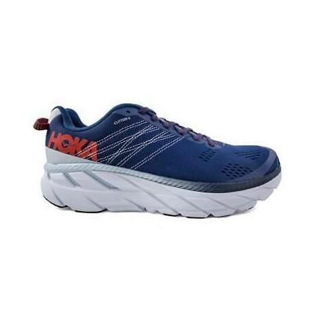 Hoka Scarpe Running Clifton 6 Ensign Blu Uomo
