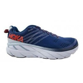 Hoka Scarpe Running Clifton 6 Ensign Blu Uomo