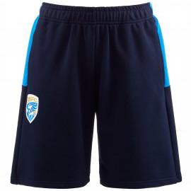 Kappa Pantaloncini Calcio Brescia Nero Bambino