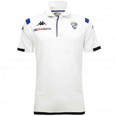 Kappa Polo Calcio Brescia Team Bianco Bambino