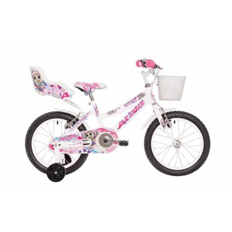 "Atala Bicicletta Teddy Girl 16"""