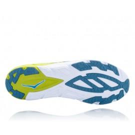 Hoka Scarpe Running Tracer 2 Blu Verde Uomo