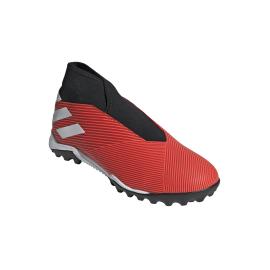 ADIDAS scarpe da calcio nemeziz 19.3 ll tf rosso bianco uomo