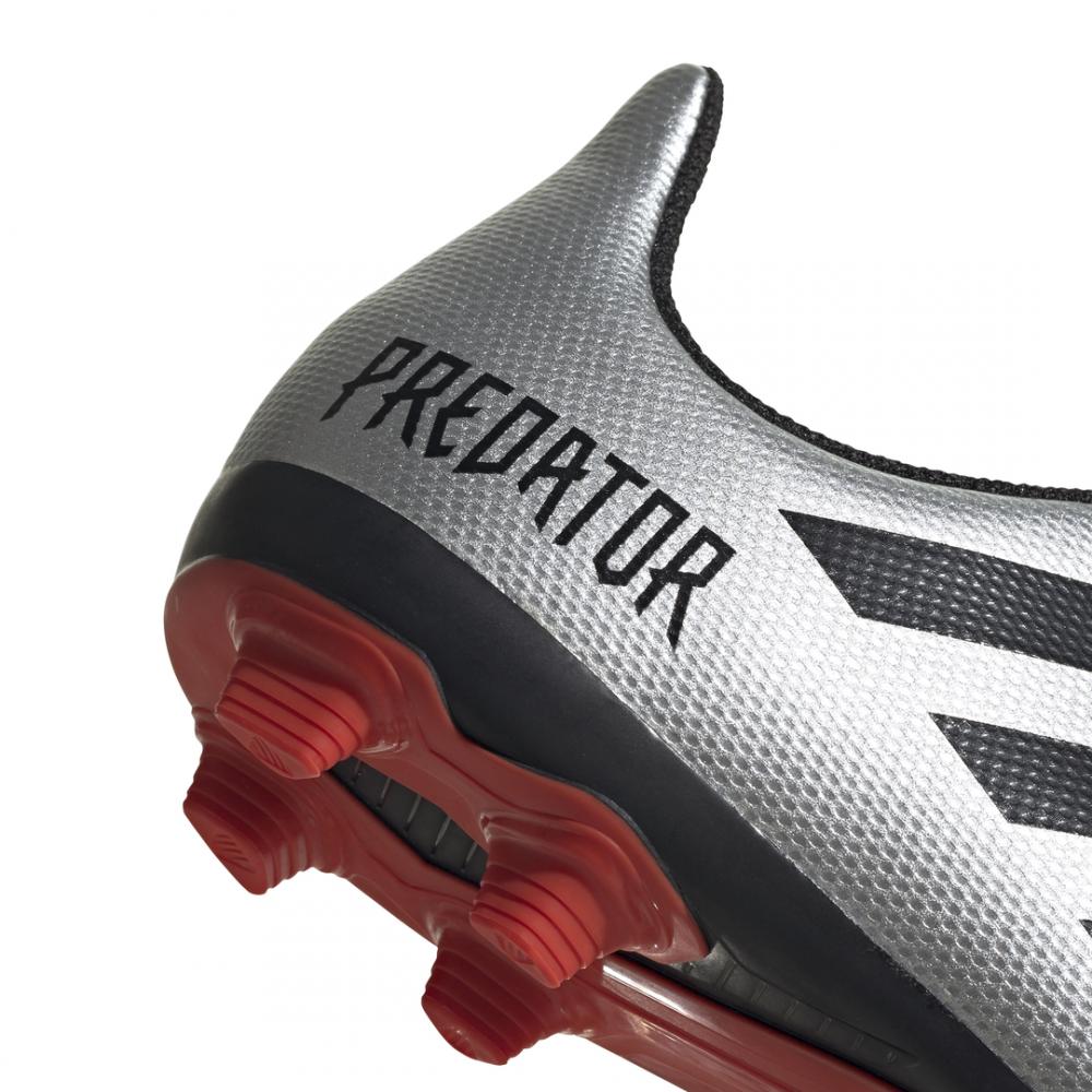 Adidas Predator Nero Bambino Da Calcio Argento 19 4 Scarpe Fxg Pn0wk8O