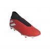 ADIDAS scarpe da calcio nemeziz 19.3 ll fg rosso bianco uomo