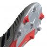 ADIDAS scarpe da calcio predator 19.2 fg argento nero uomo