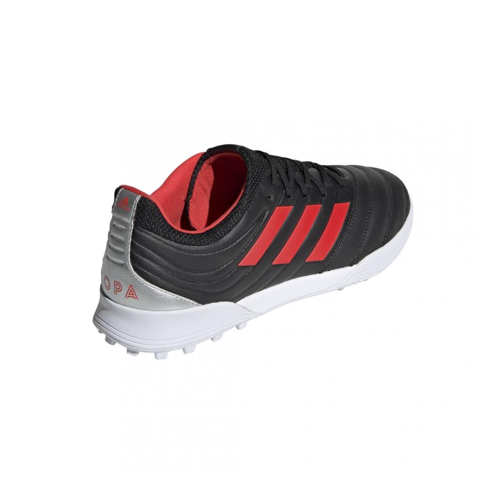i più votati più recenti imballaggio forte outlet ADIDAS scarpe da calcio copa 19.3 tf nero rosso uomo ...