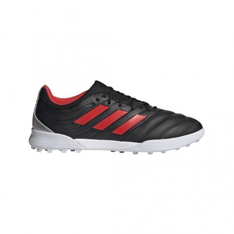 ADIDAS scarpe da calcio copa 19.3 tf nero rosso uomo