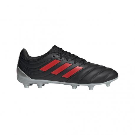 ADIDAS scarpe da calcio copa 19.3 fg nero rosso uomo