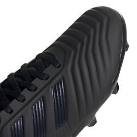 ADIDAS scarpe da calcio predator 19.3 fg nero oro bambino