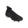 ADIDAS scarpe da calcio predator 19.1 fg nero uomo