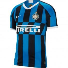 Nike Maglia Calcio Inter Home 19 20 Nero Blu Uomo