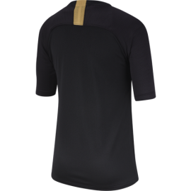 Nike Maglia Calcio Inter Strike Nero Oro Bambino